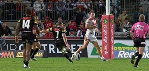 Full Match Replay: St George-Illawarra Dragons v Penrith Panthers (2nd Half) - Round 11, 2013