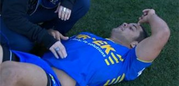Full Match Replay: Parramatta Eels v Gold Coast Titans (2nd Half) - Round 11, 2013