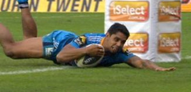 Full Match Replay: Gold Coast Titans v North Queensland Cowboys (1st Half) - Round 12, 2013