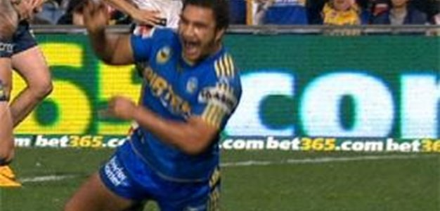 Full Match Replay: Parramatta Eels v Sydney Roosters (2nd Half) - Round 13, 2013