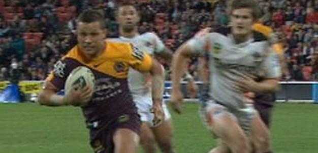 Full Match Replay: Brisbane Broncos v Wests Tigers (2nd Half) - Round 14, 2013