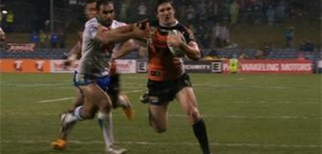 Full Match Replay: Wests Tigers v Canberra Raiders (2nd Half) - Round 15, 2013