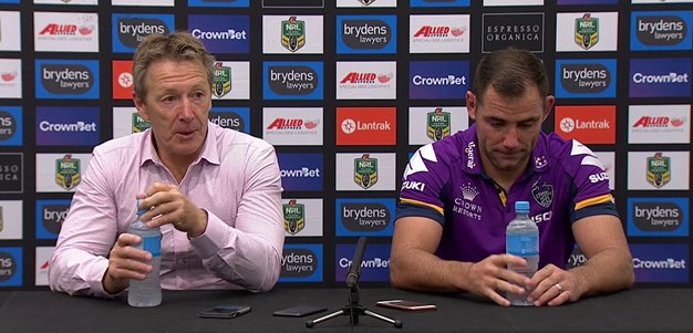 Storm press conference - Round 5