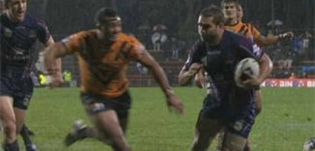 Full Match Replay: Wests Tigers v Melbourne Storm (1st Half) - Round 16, 2013