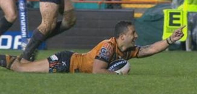 Full Match Replay: Wests Tigers v Melbourne Storm (2nd Half) - Round 16, 2013