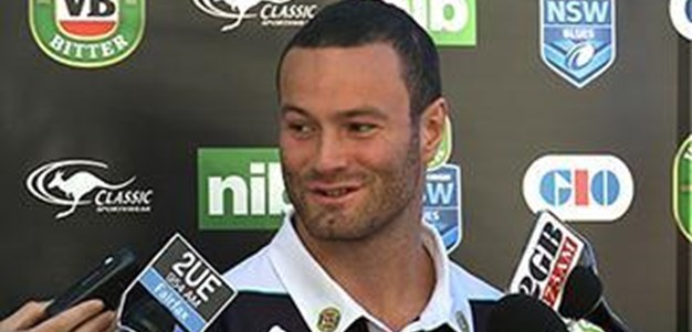 Cordner excited with Blues call up