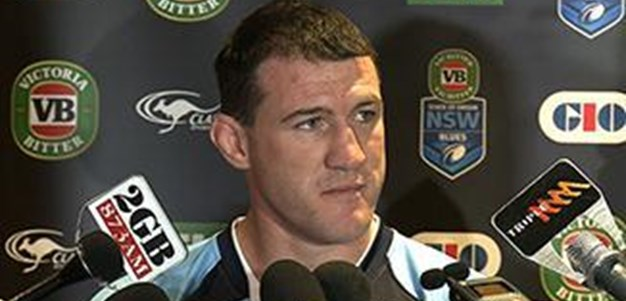 Gallen confident of playing Origin