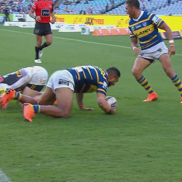 Jennings keeps Eels in the contest