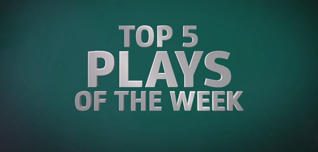 Top 5 Plays of the Week Round 5