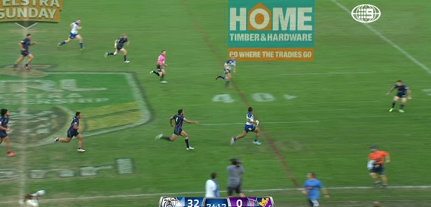 Rd 18: Try Ben Barba (75th min)