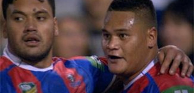 Full Match Replay: Newcastle Knights v Brisbane Broncos (2nd Half) - Round 21, 2013