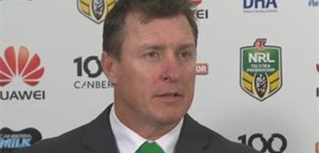 Rd 21 Press Conference: Raiders