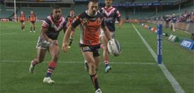 Full Match Replay: Wests Tigers v Sydney Roosters (2nd Half) - Round 23, 2013