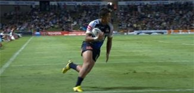 Full Match Replay: North Queensland Cowboys v Newcastle Knights (2nd Half) - Round 24, 2013