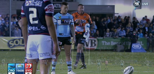 Rd 24: Penalty Goal Todd Carney (19th min)