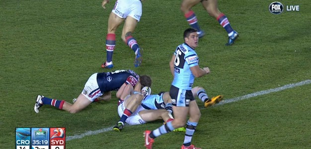 Rd 24: Try Jonathan Wright (36th min)