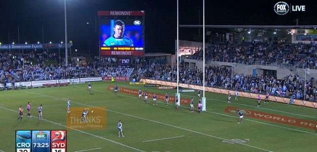 Rd 24: Penalty Goal Todd Carney (74th min)