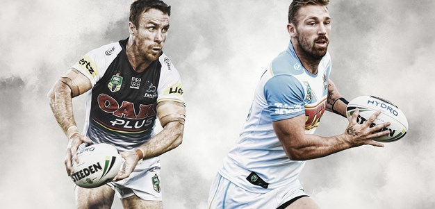Panthers v Titans - Round 6