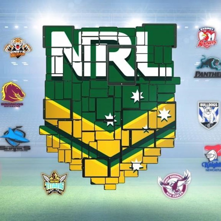 New NRL.com launch video