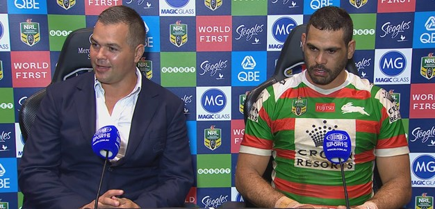 Rabbitohs press conference - Round 6
