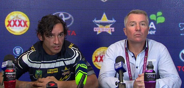 Cowboys press conference - Round 6