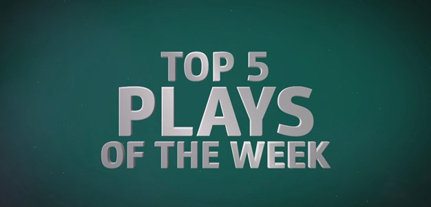 Round 6 Top 5 Plays of the Week