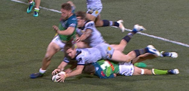 Full Match Replay: Canberra Raiders v North Queensland Cowboys (2nd Half) - Round 17, 2017