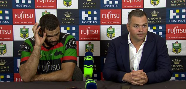 Rabbitohs press conference - Round 7