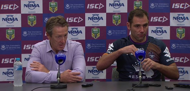 Storm press conference - Round 7