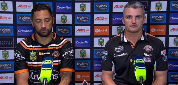 Wests Tigers press conference - Round 7