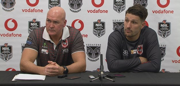 Dragons press conference - Round 7