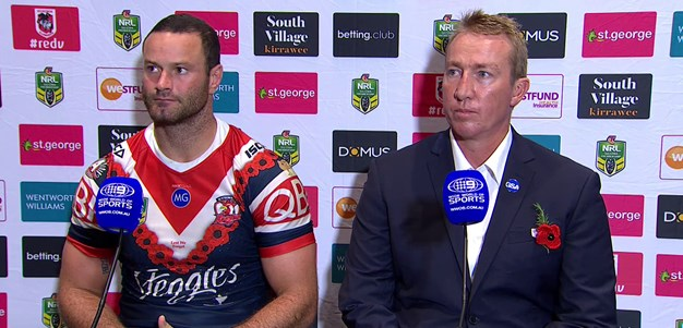 Roosters press conference: Round 8, 2018