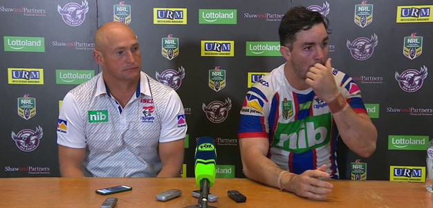 Knights press conference - Round 8