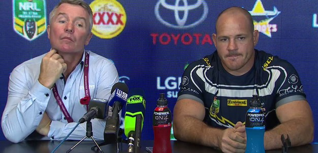Cowboys press conference - Round 8