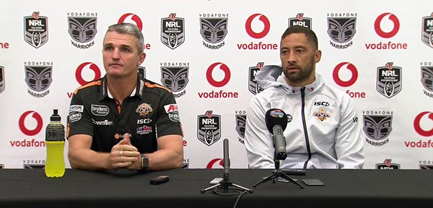 Wests Tigers press conference - Round 9