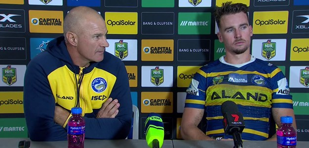 Eels press conference - Round 9