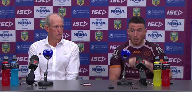 Broncos press conference - Round 9