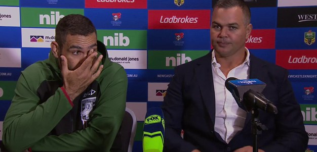 Rabbitohs press conference - Round 9