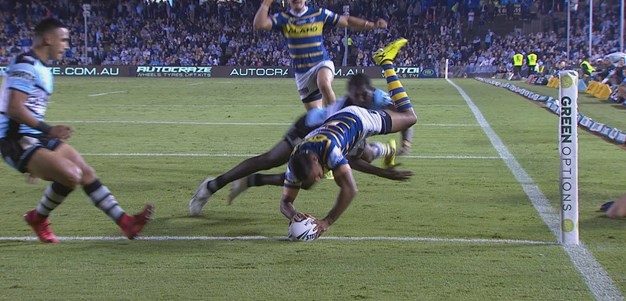 French opens the scoring for Eels