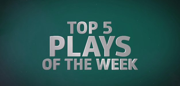 Top 5 Plays of the Week - Round 9
