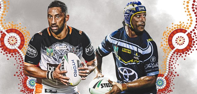 Wests Tigers v Cowboys - Round 10