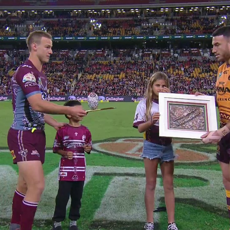 Extended highlights: Sea Eagles v Broncos – Round 10, 2018