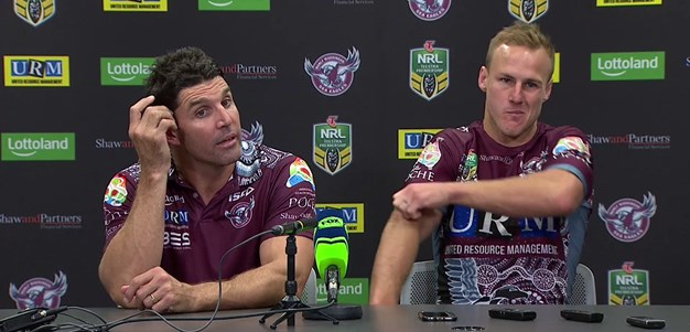 Sea Eagles press conference - Round 10