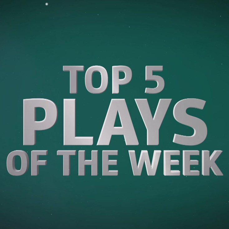Top 5 Plays of the Week Round 10