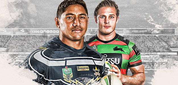 Cowboys v Rabbitohs - Round 11