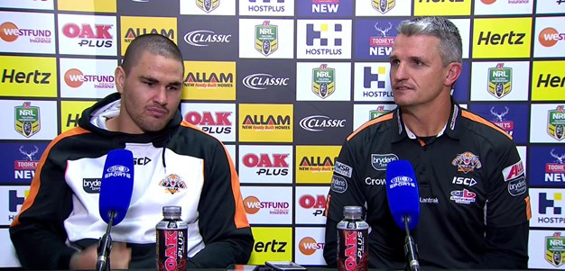 Wests Tigers press conference - Round 11
