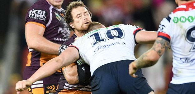 Napa sin-binned for hit on Sims