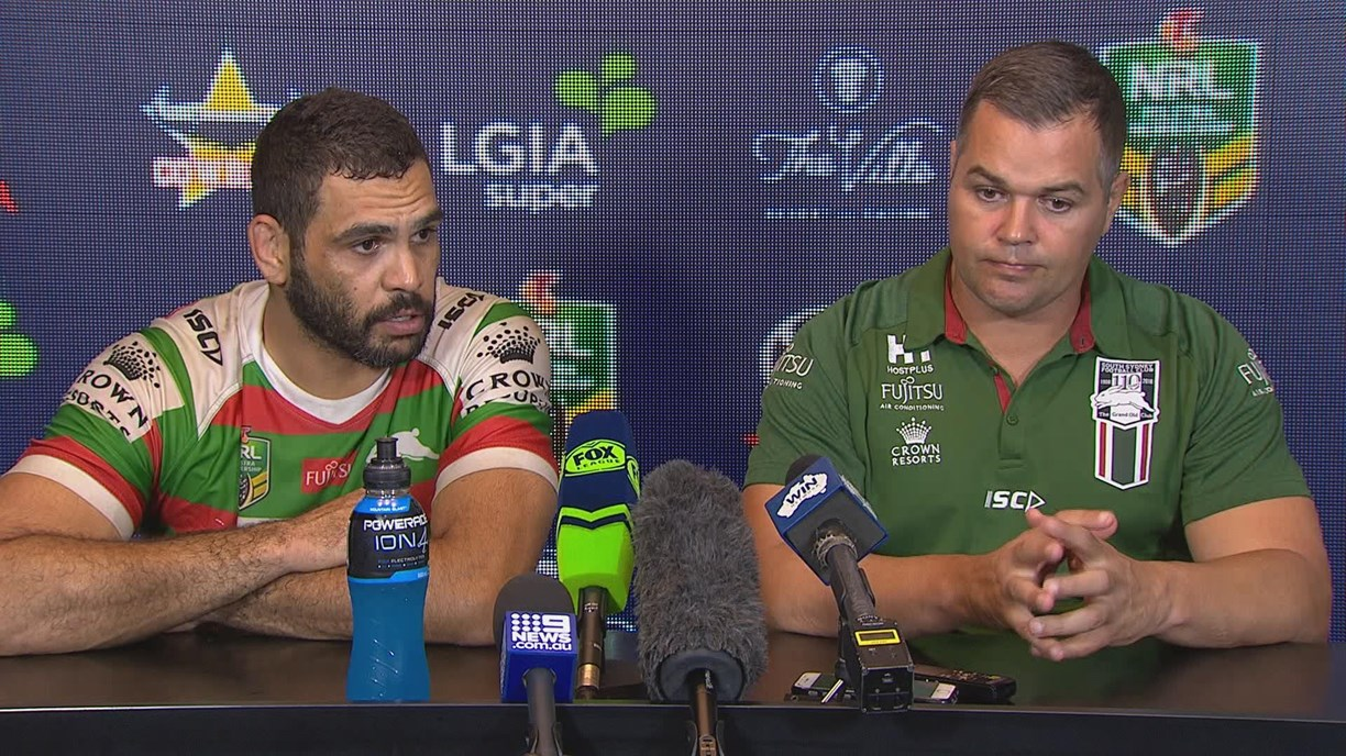 Rabbitohs press conference - Round 11
