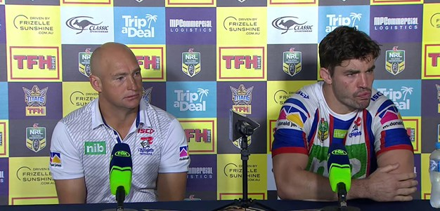 Knights press conference - Round 11