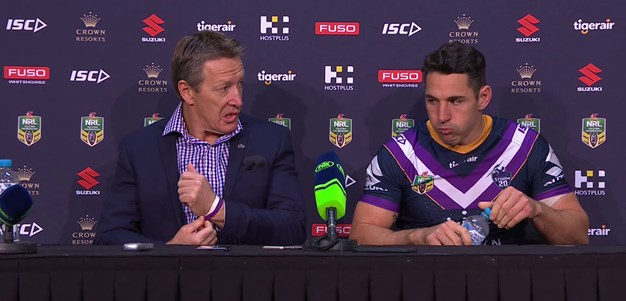 Storm press conference - Round 11